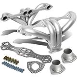 DNA MOTORING HDC SB Exhaust Header Manifold for Chevy SBC Small Block V8