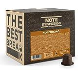 Note d'Espresso - Avellana - Cápsulas compatibles con Cafeteras de Cápsulas Nespresso* - 100 caps