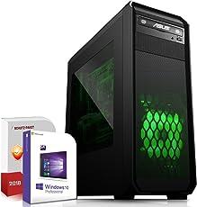 PC 12 Core Computer Gamer A10 7860K 16GB 1TB Rechner Komplett Windows 10