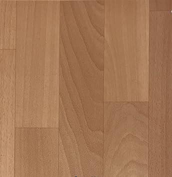 Großartig PVC Vinyl-Bodenbelag in Buche-Schiffsboden-Optik | CV PVC-Belag  FN95