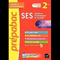 Prépabac SES 2de : nouveau programme de Seconde (Cours et entraînement)