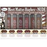 THE BALM COSMETICS Meet Matte Hughes 6 Mini Long Lasting Liquid Lipstick - Nude