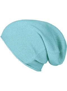 Waysoft 100/% Kaschmir m/ütze f/ür Frauen in Einer Geschenkbox extra warme weiche Frauen M/ütze Hut warm