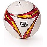 RONEX Continu balón de fútbol de Nivel competicional - Balon de Futbol Entrenamiento - Balon de españa - tamaño 5