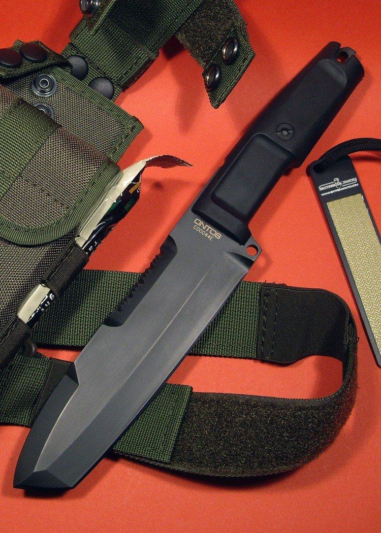 Extrema Ratio Ontos + Survival-kit schwarz