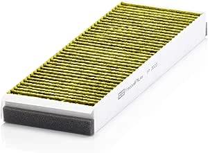 Original Mann Filter Innenraumfilter Fp 3023 2 Freciousplus Biofunktionaler Pollenfilter 2er Set Für Pkw Auto