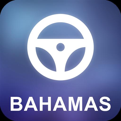 Bahamas Offline-Navigation Bahamas-gps-software