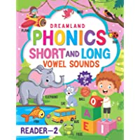 Phonics Reader- 2 (Short and Long Vowel Sounds) Age 5+