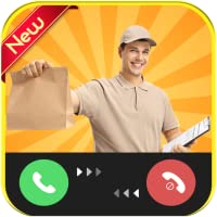 food delivery calling you - fake text message - free online phone calls 2019