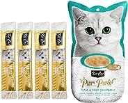 Kit-Cat Purr Puree Tuna & Fiber