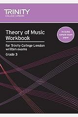 Theory of Music Workbook Grade 3 (Trinity Guildhall Theory of Music) Sheet music