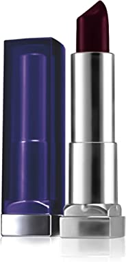 Maybelline New York Color Sensational Lipstick - 18 ml, Blackest Berry, 887