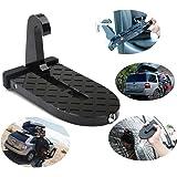 Sinex car Door tep Folding Car Door Latch Hook Step Mini Foot Pedal Ladder for Jeep SUV Roof
