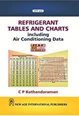 Refrigerant Tables and Charts including Air Conditioning Data - Multi-Colour Edition