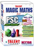 PSC MAGIC MATHS - 1850 previous year questions & answers(2003-2018), shortcuts, Memory tricks, detail explanations BY…