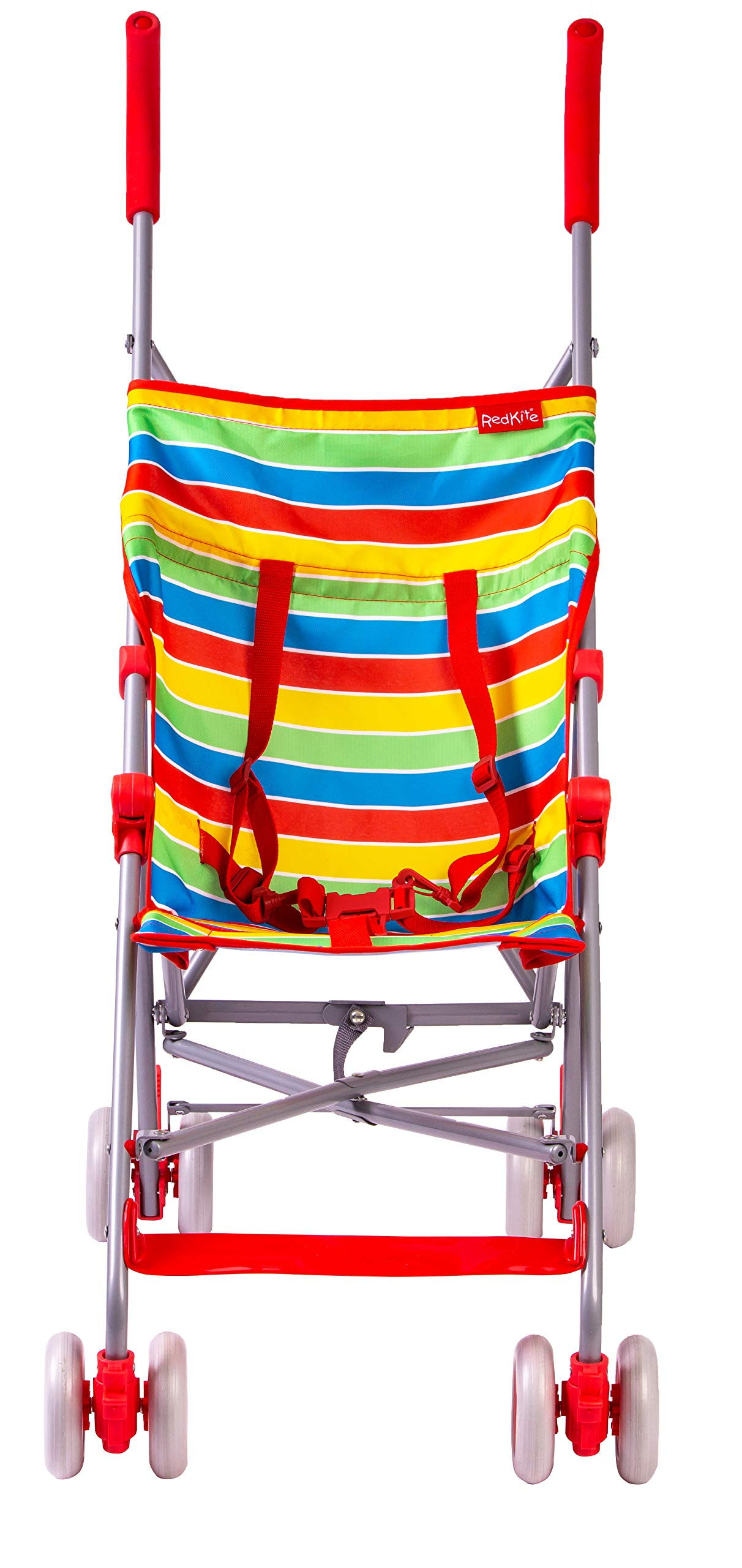 Red Kite Baby Push Me Lite Summer Stripe Pushchair Red Kite Ideal for holidays Makes a perfect second buggy Suitable from 6 months 2