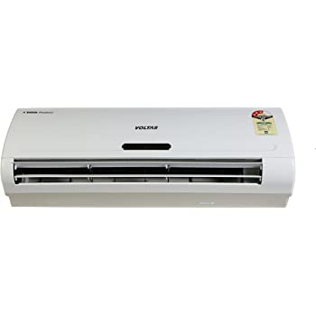 Voltas 183 CY E/T Split AC (1.5 Ton, 3 Star Rating, White, Aluminium)
