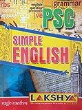 PSC Simple English - Lakshya Magic Manthra