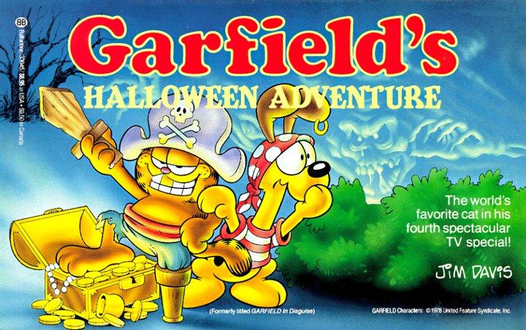 Garfield's Halloween Adventure (Halloween Comic Garfield)