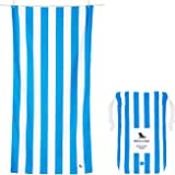 Dock & Bay Beach Towel - For Travel, Swimming, Camping, Holiday - Super Absorbent, Quick Dry, Sand Free - Compact, Lightweigh