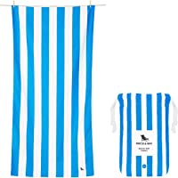 Dock & Bay Beach Towel - For Travel, Swimming, Camping, Holiday - Super Absorbent, Quick Dry, Sand Free - Compact…