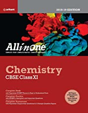 CBSE All  in One Chemistry CBSE Class 11 for 2018 - 19