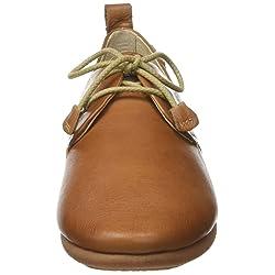 Pikolinos Calabria W9k Zapatos de Cordones Brogue para Mujer Marr n Brandy 39 EU