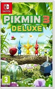 Pikmin 3 Deluxe - Nintendo Switch