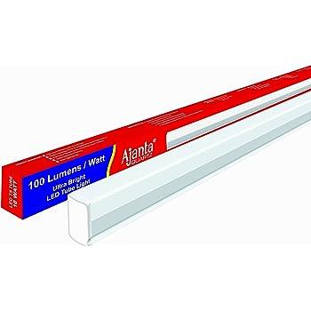 Ajanta QuartzT5 Square 18-Watt LED Tubelight (White)