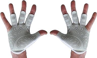 Crew Stop Runder ein Paar Rowing Handschuhe Gym Gloves–mit komfortablen Scull Fingerlose Handschuhe für Männer Frauen