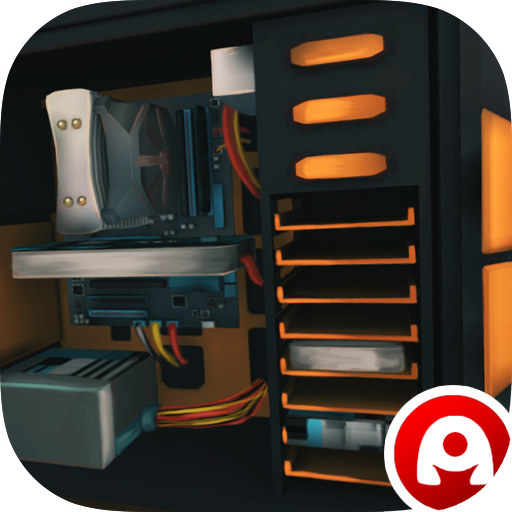 AM Games Personal Computer 3D - What Is Inside?