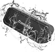 Portable Bluetooth Speakers, Tronsmart Force 40W IPX7 Waterproof Bluetooth 5.0 Wireless Speakers with Tri-Bass Effects, 15-Ho