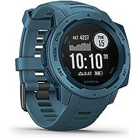 Garmin Instinct - wasserdichte GPS-Smartwatch mit Sport-/Fitnessfunktionen und bis zu 14 Tagen Akkulaufzeit…