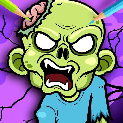 Libro Da Colorare Horror Amazonit Appstore Per Android