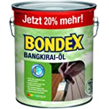 Bondex Bangkirai olie 3,00 l - 329610