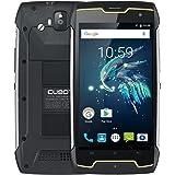 Téléphone Etanche Antichoc, CUBOT Kingkong Smartphone 3G Etanche IP68 5.0 Pouces Android 7.0 MTK6580 Quad Core 1.3GHz 2GB RAM 16GB ROM Batterie 4400mAh