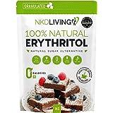 100% natuurlijke erythritol 1 kg (2,2 lb) gegranuleerde nul calorieën suikervervanger