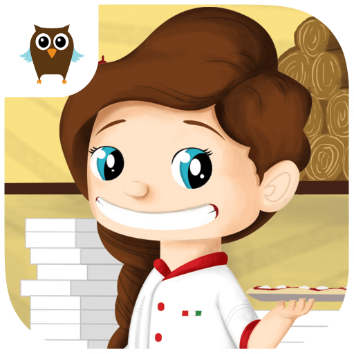 My Little Pizza Shop - Pizza Maker, Chef Dress Up & Delivery
