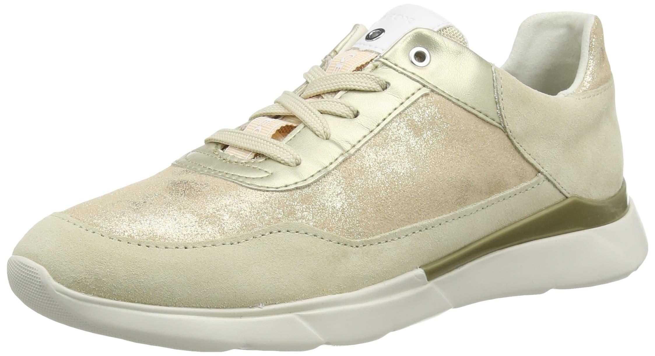 Geox Damen D Hiver A Sneaker 1