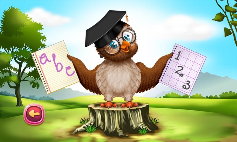 Lernen ABC und 123 zu schreiben : lernen Alphabet und Zahlen zu schreiben ! Lernspiel für Kinder KOSTENLOS - 5