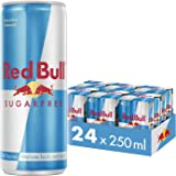 Red Bull Sugarfree Can 250 ml x 4 (Pack of 6)