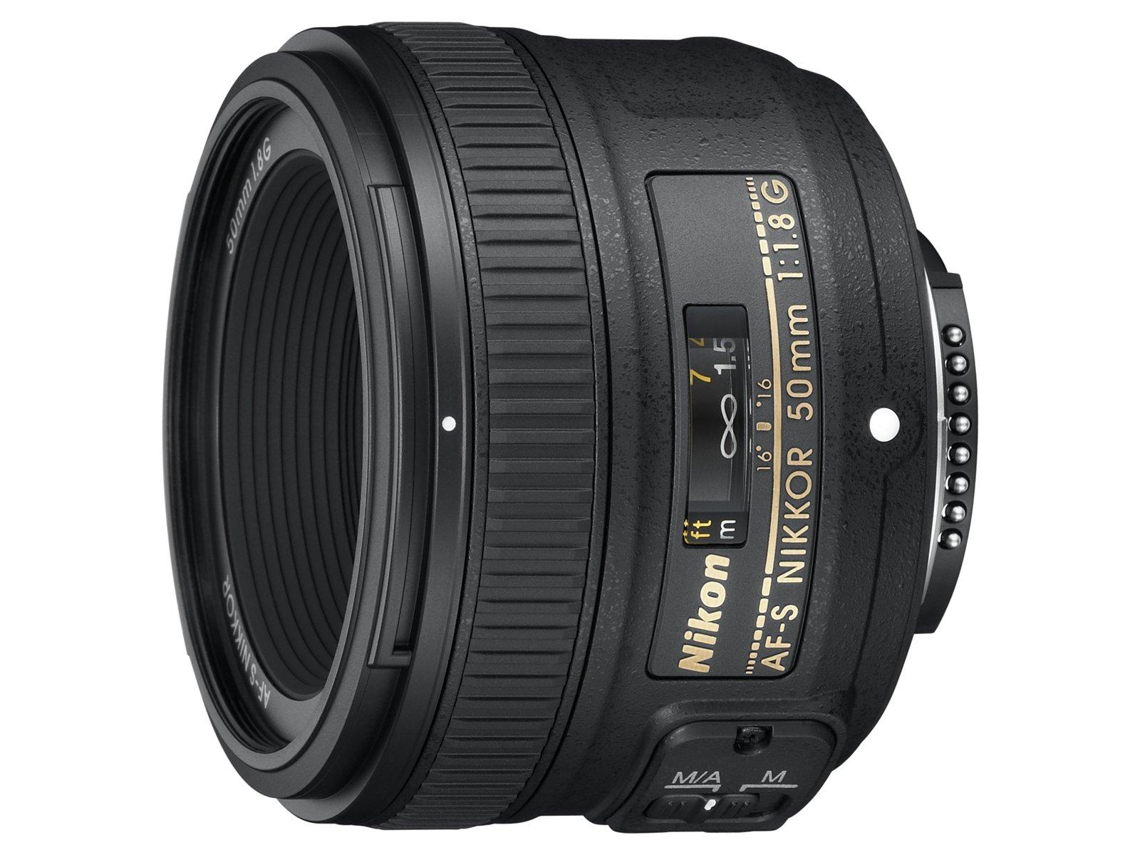 Nikon 50MM F/1.8G AF-S, JAA015DA