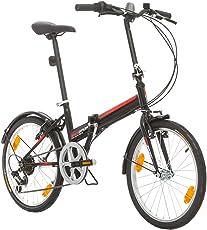 BIKE SPORT LIVE ACTIVE Klapprad Faltrad Fahrrad Bikesport Folding 20 Zoll Shimano 6 Gang