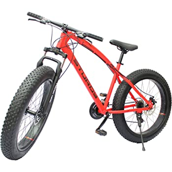 Buy Sturdy Bikes Mountain Carbon Steel Fat Bike With 26x4 Inch Tyres