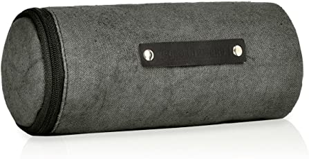Golden Riders's Grey Canvas Cover/Pouch for JBL Flip-2(Model) Speaker.