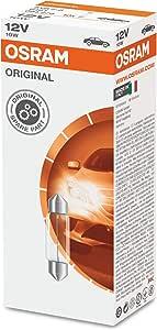 Kennzeichenleuchte Angebot#1 Glühlampe 10 Stück OSRAM 6461
