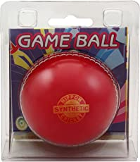 Nippon Synthetic Soft Ball Cricket 1 Pc   Long Lasting   Soft Rubber   Indoor Game