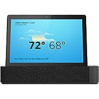 Lenovo Smart Tab M10 FHD Tablet with Amazon Alexa (10.1-inch, 3GB, 32GB, Wi-Fi+4G LTE)+Alexa Speaker Dock