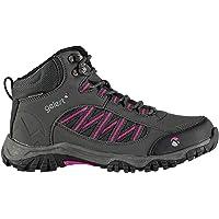 Gelert Womens Atlantis Walking Boots Shoes Lace Up