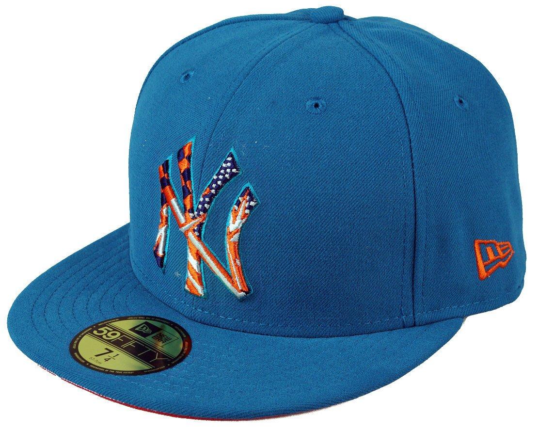 NEW ERA Pop lantic NY Yankees Cap, Uomo, Blau, 7